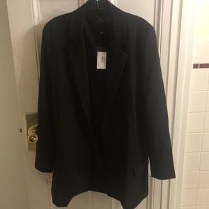 NWT Armani Exchange oversized blazer